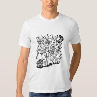 T-shirt Gekreuzigt
