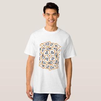 T-shirt Geometry oversize 3XL!!