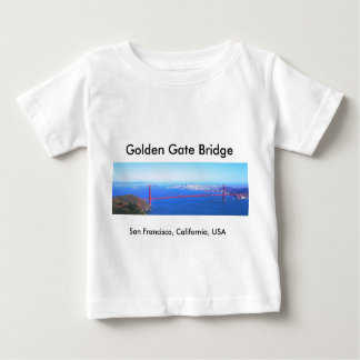 T-Shirt - Golden Gate Bridge, San Francisco