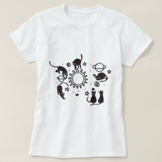 T-shirt Good-looking in the Universe