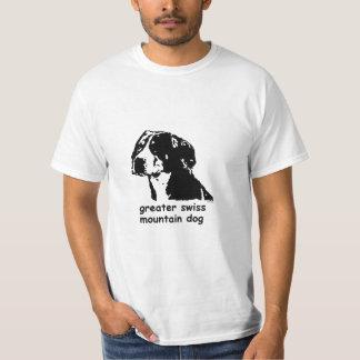 T-shirt Greater Swiss Mountain Dog