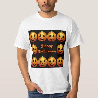T-Shirt Happy Halloween Pumpkins