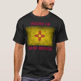 T-Shirt - Hecho en Nuevo Mexico Flag
