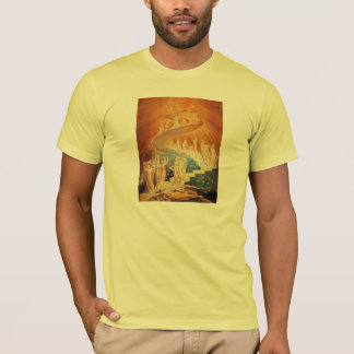 T-Shirt: Jacob's Ladder - William Blake T-Shirt