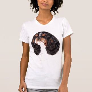 T Shirt: King charles spaniel ( not cavalier) T-Shirt