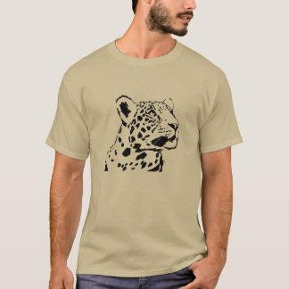t-shirt leopard