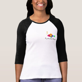 T-shirt Long Mango Feminine Aquarismo Brazil