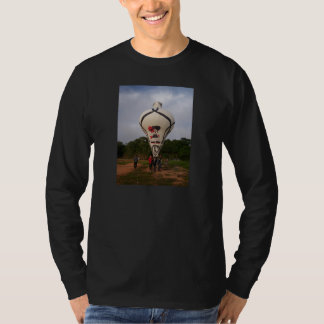 t-shirt long mango scorpions