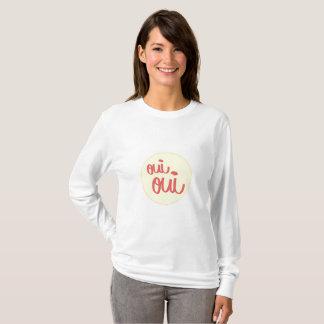T-shirt Long Sleeve Oui Oui