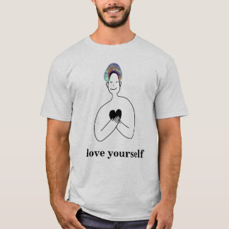 T- shirt: Love Yourself T-Shirt