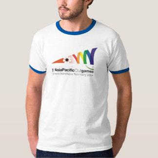 T-shirt, Male, White/Royal Tees
