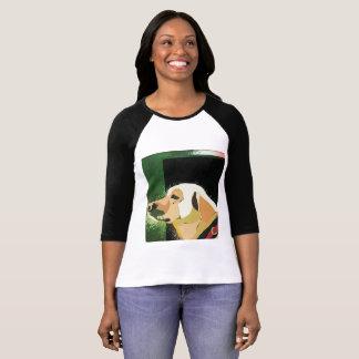 T-shirt Mango 3/4 Labrador