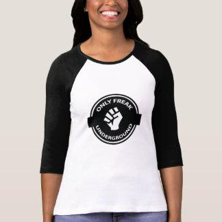 T-shirt Mangos Raglan Onlyfreak