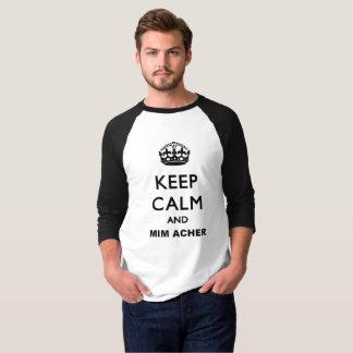 T-shirt Me Acher