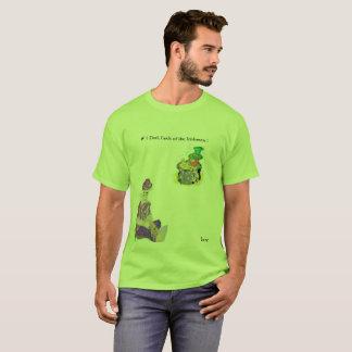 T-Shirt Men's # 1 Dad Luck of the Irishmen !