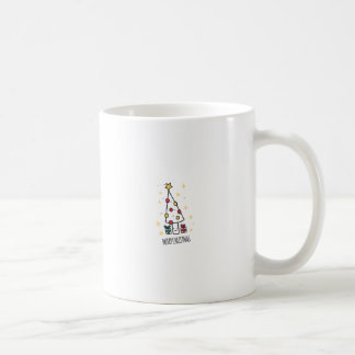 T Shirt Merry Christmas Coffee Mug