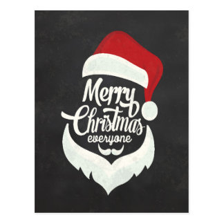 T Shirt Merry Christmas Postcard
