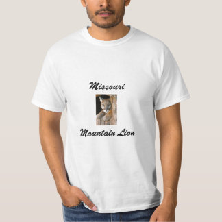 T-Shirt Missouri Mountain Lion