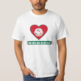 T-SHIRT NATIONAL MEXICO TEAM COLOR BASIC