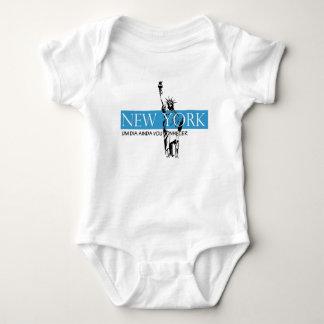 T-shirt New white York