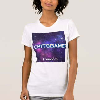 T-shirt of Freedom/CH1T0GAMER Woman