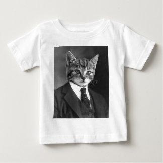 T-Shirt of Gentleman Cat #1