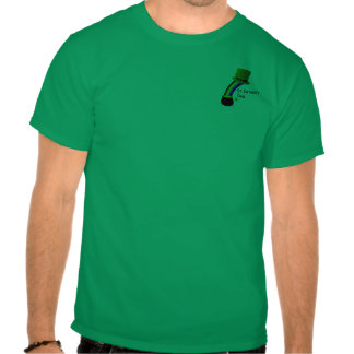 T-shirt of the Day of San Patricio - M1