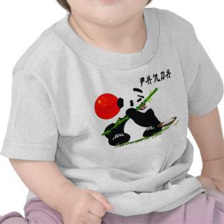 T-shirt ourson de chine jeune enfant