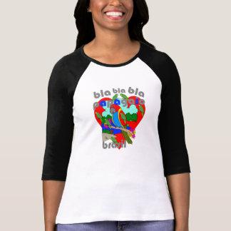T-shirt Parrot Brazil | Smart-eyes