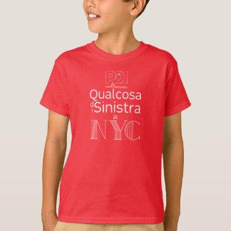 T-shirt per Bambini Circolo PD New York
