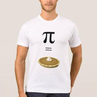 T-Shirt Pi Symbol Equals Pie