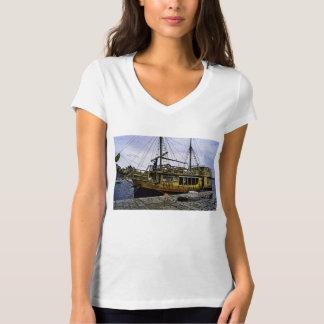 T-shirt pirate ship