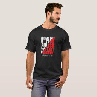 T-shirt Polish