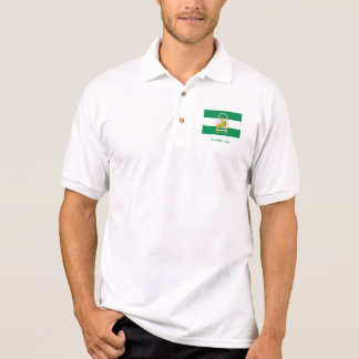 T-shirt Polo Andalusia