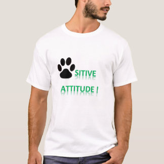 T-shirt - Positive Attitude
