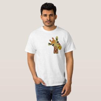 T-shirt prints giraffe