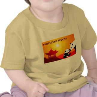 T-Shirt Protected species jeunes enfants