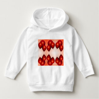 T-shirt red baloons for kids