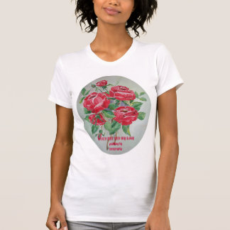 T-Shirt Red Roses