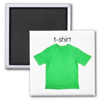T-Shirt Refrigerator Magnet