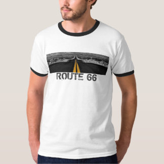 T-SHIRT ROUTE 66 THE MOTHER ROAD