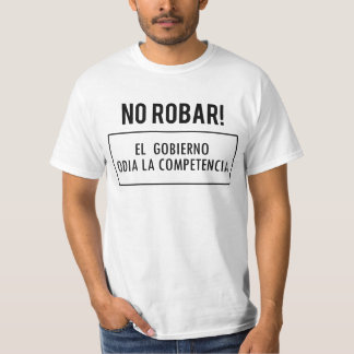"T-shirt/Rower ""Not to rob "" T-Shirt"
