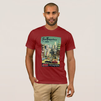 t-shirt - San Francisco - California St.