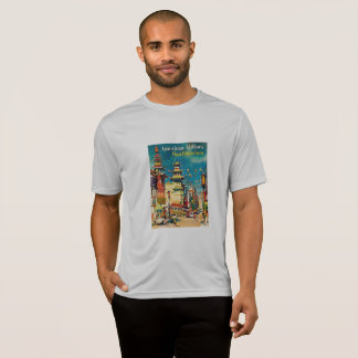 T-shirt San Francisco Chinatown Cable Car Festive