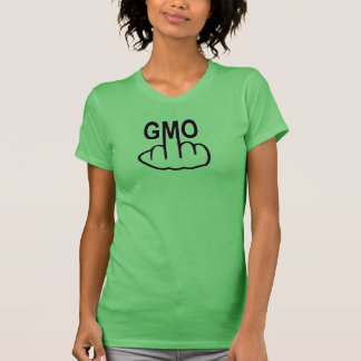 T-Shirt Say No To GMO