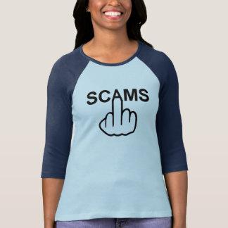 T-Shirt Scams Flip