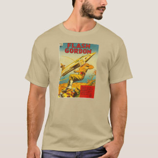T-Shirt Sci-Fi Flash Gordon 1948