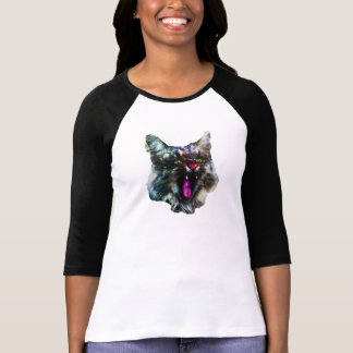 T-SHIRT SHIRT CAT MAINE COON