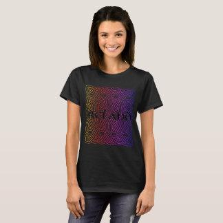T-shirt, shirt, Ireland, Celtic knot, multicolored T-Shirt