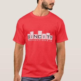 T-shirt SinCity rouge (homme)